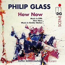 Steffen Schleiermacher - How Now [CD]