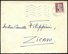 France 1962 Commercial Cover #C38747