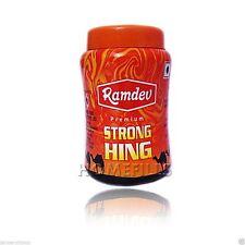 Ramdev Strong Hing Powder Ferula Asafoetida powder 100Gm for use in cooking food