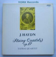 SLPX 11382-84 - HAYDN - String Quartets TATRAI QUARTET - Ex 3 LP Record Box Set