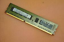 HP 2GB 2x8 PC3-10600E Unbuffered ECC RAM Memory 500670-B21/500209-061/501540-001