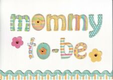 Papyrus Mothers Day Card Nip (Msrp $6.95) Mommy To Be Card (P23)