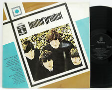 The Beatles         Greatest         Odeon  OMHS  3001     NM #  W