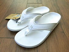 Spenco Total Support womens sandals Yumi white size 8 good arch comfortable NEW