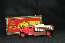 Ertl Die-Cast Metal Budweiser Bank - 1930 Delivery Truck - 14h in Series