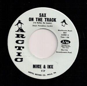 NORTHERN SOUL 45 - MIKE & IKE - SAX ON THE TRACK / YA YA - ARCTIC - EX++