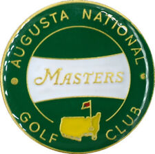 2018 Masters Flat (GREEN) Ball Mark MARKER from AUGUSTA NATIONAL
