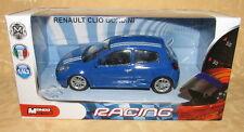 MODELLINO auto RENAULT CLIO GORDINI BLU 1:43 cod.11552