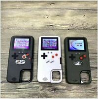 iPhone Case Cover Gameboy Tetris Color LCD Player For iPhone 11 Pro Max