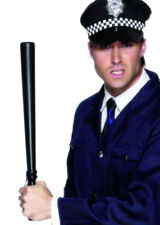 Fancy Dress 51cm Police Truncheon Batton Night Stick Deluxe Extra Long