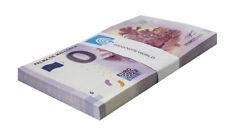 Zero (0) Euro Europe X 100 Pieces (PCS), 2017,UNC,Palma De Mallorca,Spain,Bundle