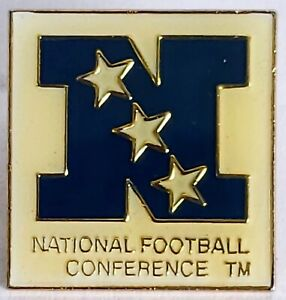 NFC National Football Conference NFL - Lapel Pin Tac 1994 Grand Slam NEW Vintage