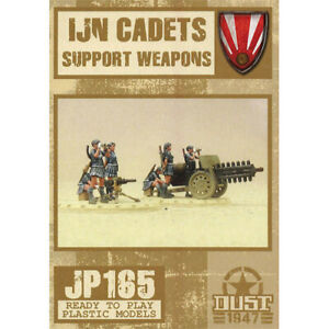 DUST 1947 - IJN - Cadets Support Weapons  -=NEW=-