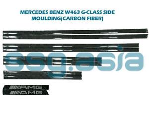 MERCEDES BENZ W463 G-CLASS SIDE MOLDING (CARBON FIBER)