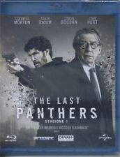 The Last Panthers - Stagione 1 (Bluray) Nuovo e Sigillato