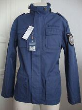 ARQUEONAUTAS 721424 Jacket Herren Jacke Outdoorjacke Navy Gr.L NEU mit ETIKETT