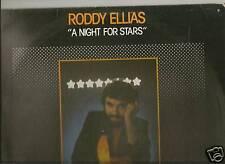 RODDY ELLIAS LP ALBUM A NIGHT FOR STARS