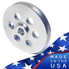 Ford 302 289 Power Steering Pulley V-Belt SBF Press Fit Billet Aluminum PS