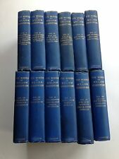 G5347 The Works of William Shakespeare in Twelve Volumes The Times Book Club
