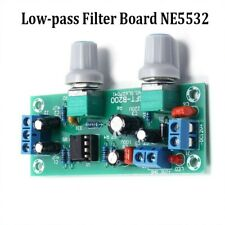 Low Pass Filter Board 32mm Hole Dia 325mm 78x32mm Mono Or Dual Input