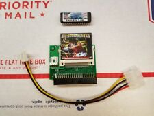 BUCK HUNTER SPORTSMANS PARADISE COMPACT FLASH CARD WITH 2.09 BOOT EPROM (NEW)