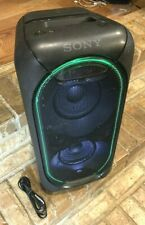 Sony GTK-XB60 Portable Home Audio System - Bluetooth, NFC Great sound!!!!