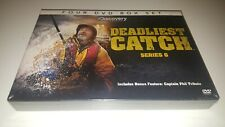 Deadliest Catch Season 6 (4Dvd Gift (DVD) Sealed Box