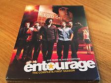 SEALED Entourage: The Complete First Season (DVD, 2005, 2-Disc Set)