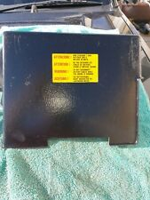 Fiat Bertone X1/9 Battery cover