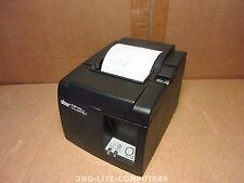 Star Micronics TSP143U TSP143 TSP100 USB Thermal Receipt Printer Black Schwarz