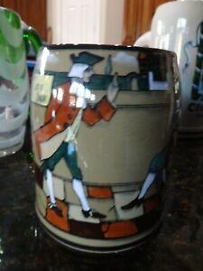 Deldare Ware Mug Buffalo Pottery