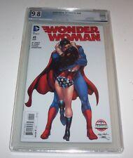 Wonder Woman #49 (New 52) - NM/MT 9.8 - Neal Adams variant