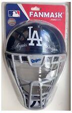 Los Angeles LA Dodgers MLB Baseball Backstop Catcher Helmet Mask