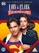 LOIS & CLARK (Nuove Avventure Superman) Stagioni 1-4 BOX 24DVD in Inglese NEW.cp
