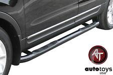 ATU 2007-2012 MAZDA CX7 Black SIDE STEPS NERF BARS RUNNING BOARDS - SET