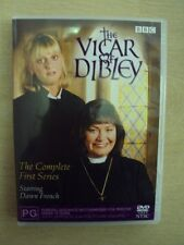 The Vicar of Dibley The Complete First Series R4 DVD Dawn French