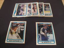 1990/91 O-Pee-Chee OPC Toronto Maple Leafs Team Set Felix Potvin