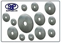 M12 X 30MM OUTSIDE DIA. A2 STAINLESS STEEL REPAIR WASHER PENNY WASHERS ST/STEEL