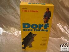 Dorf Goes Fishing VHS Tim Conway