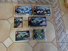 LOT BOITE LEGO TECHNIC NEUVE réf 42057+42045+42027 OCCAZSION