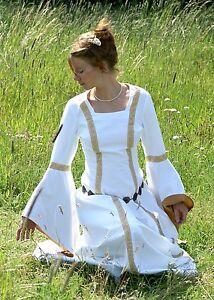 Battle Merchant Mittelalter Kleid Hochzeitskleid Sophia Mittelalterkleid S-XL