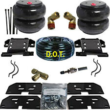 Air Tow Assist Load Level Kit 2003-2013 Dodge 2500 3500 w/Airmanage No Drill