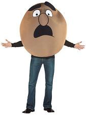 Sausage Party Movie Sammy Bagel Food Costume Adult Tunic Halloween Rasta Imposta