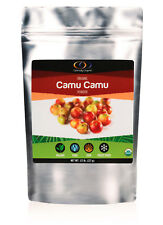 Optimally Organic Pure Camu Camu Fruit Powder Raw, Organic, All Natural - 1/2Lb