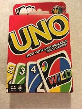 Uno Card Game Pack New In Box