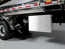"""Toy"" Tool Box Tamiya  1/14 Semi Trailer Container King Hauler aluminium"