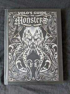 Dungeons and Dragons - Volo's guide to monsters Alternate Art Hardcover