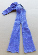 "1976 CHER 12"" mego doll -- Montgomery Ward EXCLUSIVE -- PURPLE JUMPSUIT"