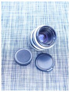 Enna Werk Munchen Color Ennalyt 50/1.9 M42 Lens | Rarity | Fully W. Nice Optics
