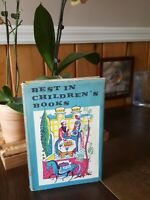 Best In Children's Books #5! Warhol Illustrations! Dust Jacket! Great Condition!